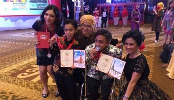 Foto Mandiri Sahabat Difabel Sabet Penghargaan ICCA