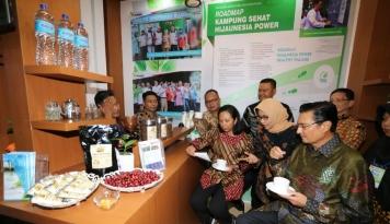 Foto Menteri Rini Akan Buat Program Pertanian Kopi di Jayawijaya