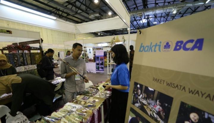 Foto Berita BCA Expo Semarang Tawarkan 777 Mobil Berbagai Merek