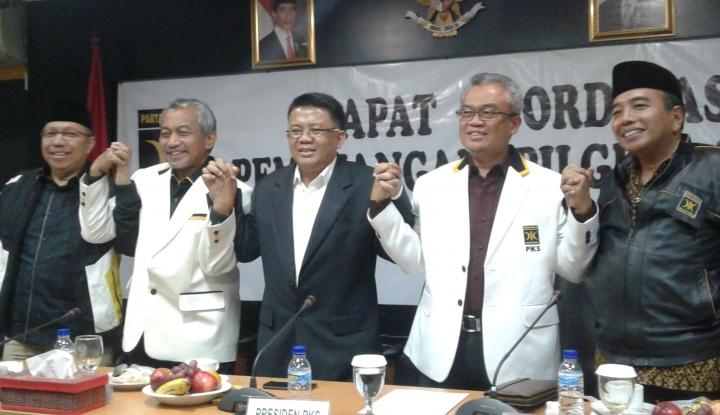 Foto Berita Sandi Tuding PKS Minta Jatah Menteri, Apa Kata Sohibul?