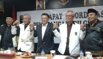 Foto Elit PKS dan Gerindra Batal Bertemu, Kursi Wagub Masih Alot?