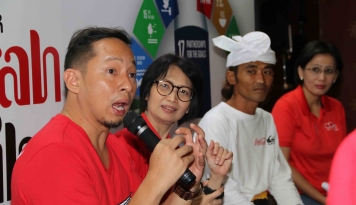 Foto Coca-Cola Foundation Komit Sukseskan Agenda SDGs