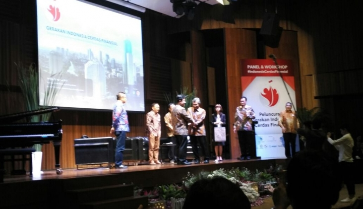 Foto SDF Luncurkan Gerakan Indonesia Cerdas Finansial