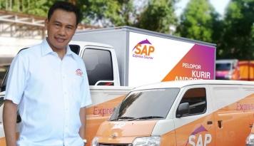 Foto Dukung Ecommerce, SAP Express Terapkan COD