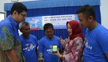Foto XL Axiata Realisasikan Aplikasi Digital Nelayan Pintar