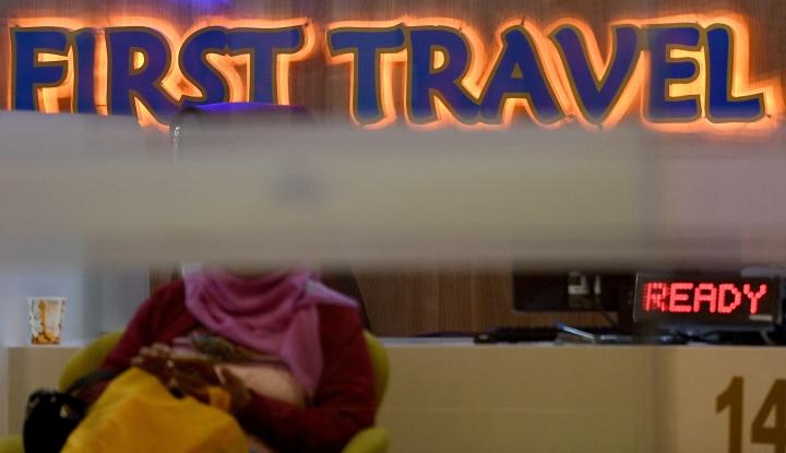 Foto Berita First Travel Dituntut Ganti Rugi Uang Calon Jemaah Haji