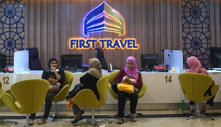Ya Allah, Aset Gak Kembali, Korban First Travel Diminta Pasrah - Warta Ekonomi