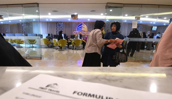 Foto Berita Satgas Investasi: Manajemen Keuangan First Travel Buruk!