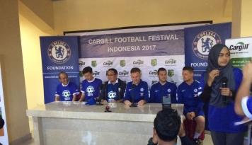 Foto Cargill Gandeng Chelsea Foundation dalam Festival Sepak Bola di Sekayu