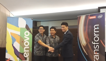 Foto Lenovo Siap Implementasikan Data Center di Indonesia
