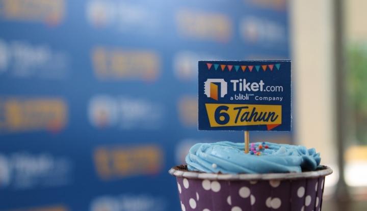 Foto Berita Gandeng Mahata Group, Tiket.com Incar Traveler Milenial