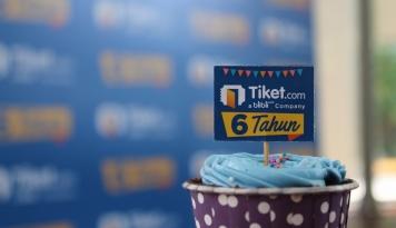 Foto Gandeng Mahata Group, Tiket.com Incar Traveler Milenial