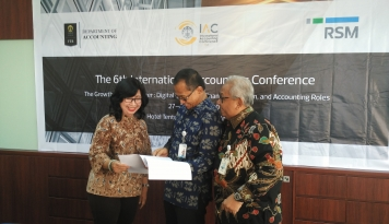 Foto International Accounting Conference Siap Digelar di Yogyakarta