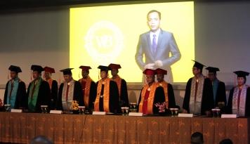 Foto Binus University Punya Guru Besar Baru Nih, Siapa Ya?