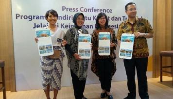 Foto Bank Mandiri dan Traveloka Gelar Program Jelajahi Keindahan Indonesia
