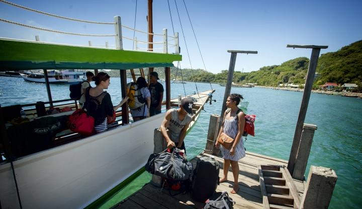 Kemenhub Akan Bangun Pelabuhan Multipurpose di Labuan Bajo - Warta Ekonomi