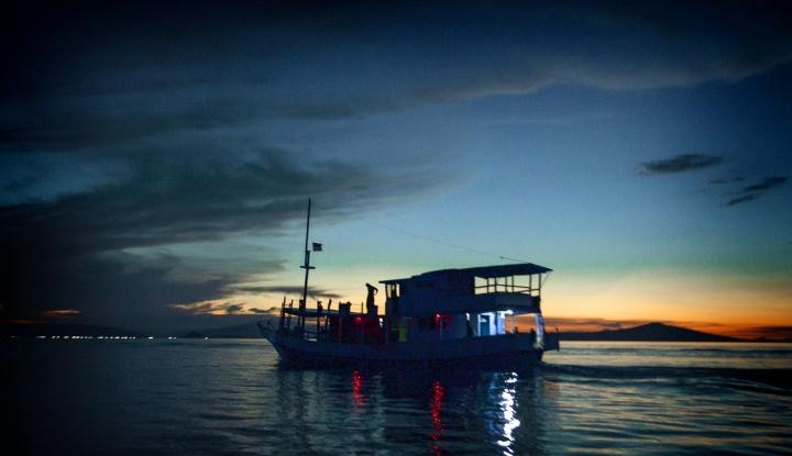 Kapal Pengangkut 20 Orang Tenggelam di Perairan Sulawesi Tengah - Warta Ekonomi