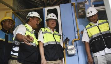 Foto PGN: Integrasi dengan Pertagas Dongkrak Bisnis Gas