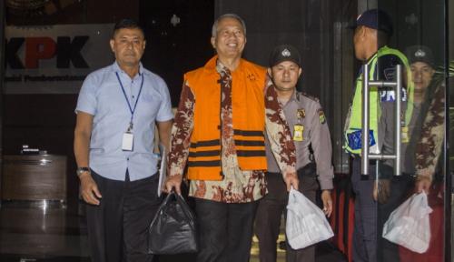 Foto Anak Buah Jonan Disebut Terima Duit Korupsi Sebesar Rp1 Milyar
