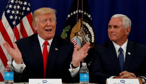 Foto Trump Sebut Keputusan The Fed Naikkan Suku Bunga Sebagai Langkah Konyol