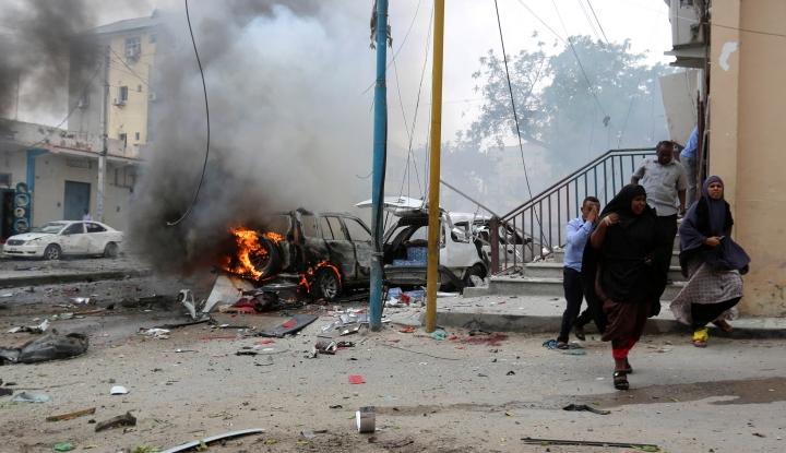 Foto Berita Jumlah Korban Bom Somalia Bertambah Jadi 45 Orang