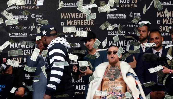 Foto Berita Conor McGregor Resmi Dibawa ke Pengadilan