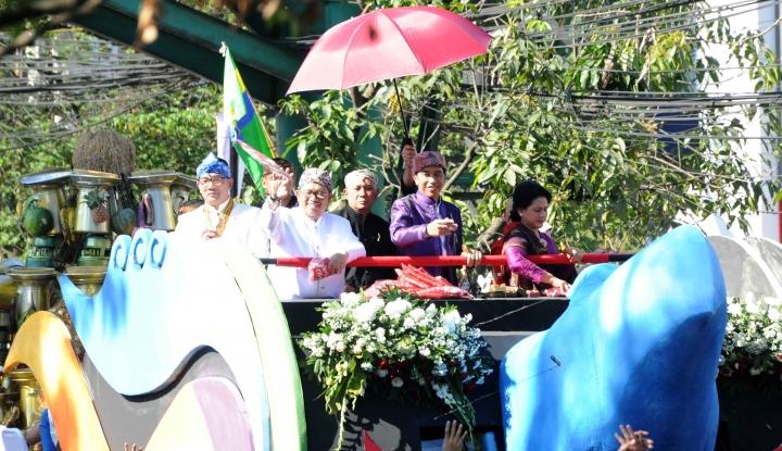 Foto Berita Presiden Jokowi Bakal Hadiri Gelar Budaya Geopark Ciletuh