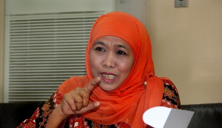 Foto Berita DPD Golkar Belum Mengetahui Pendamping Khofifah