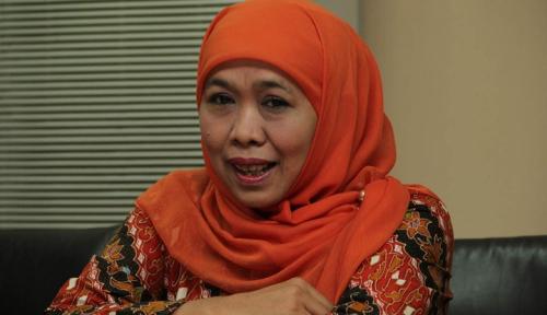 Foto Khofifah Enggan Lepas Posisi Menteri, Ini Kata Demokrat