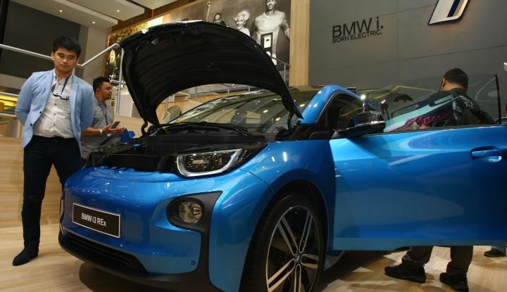 Foto Berita 2020, BMW Bakal Produksi Massal Mobil Listrik