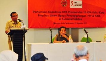 Foto Cegah HIV/AIDS, Wagub Sulsel: Tertibkan Warung Remang-remang