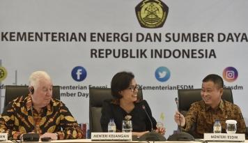 Foto Ini Poin-poin Kesepakatan Final Pemerintah Indonesia dengan Freeport