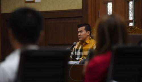 Foto Andi Narogong Divonis 8 Tahun Penjara