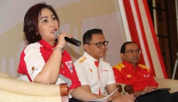 Foto Shell Mantapkan Investasi di Indonesia