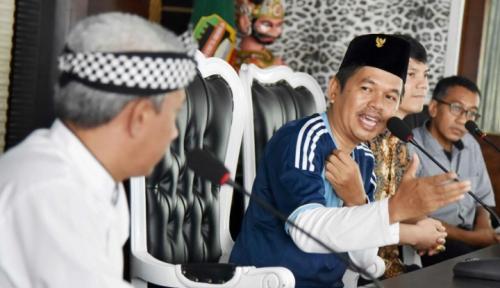 Foto Gara-gara SK Bodong, Dedi Mulyadi Kena Periksa Polisi