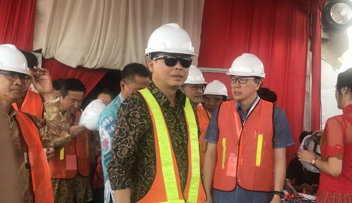 Foto Berita Soal Listrik, Menteri ESDM Janji Bantu Korban Sinabung