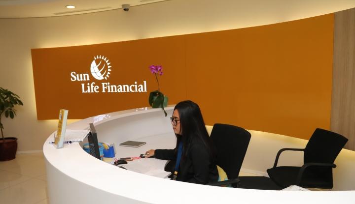 Ditopang Unit-Linked, Premi Sun Life Melesat 72% - Warta Ekonomi