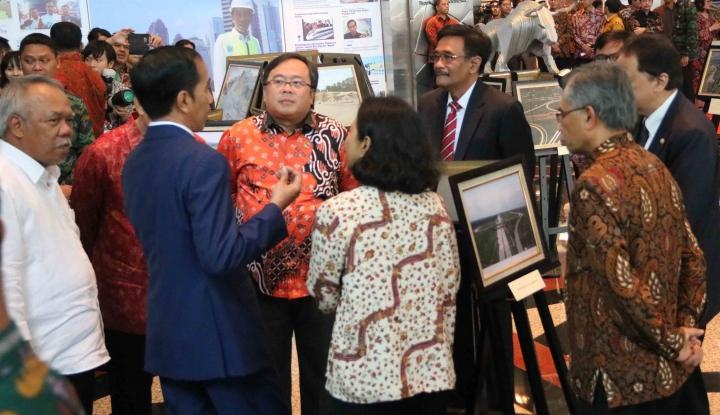 Bertemu Jokowi, Kepala Bappenas Bicarakan Blended Finance, Apa Itu? - Warta Ekonomi