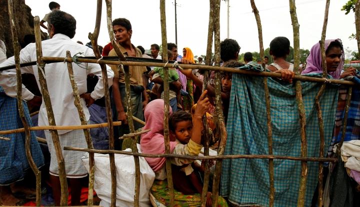 Foto Berita Berebut Pengaruh, India Pasok Senjata Dukung Pemerintah Myanmar
