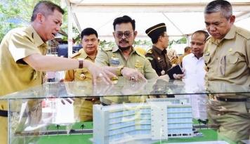 Foto Renovasi Rumah Sakit Bersejarah di Makassar Butuh Rp43,2 Miliar