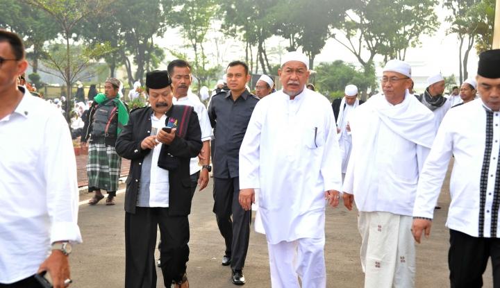 Foto Berita Gerindra Cabut Dukungan Deddy Mizwar, PKS Ikut-Ikutan?