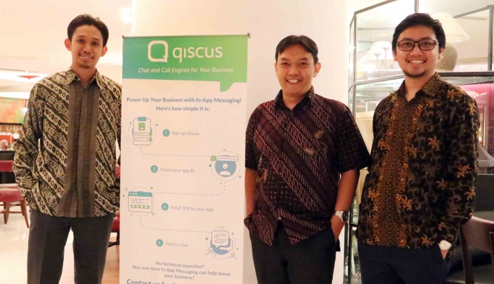 Qiscus Tawarkan Solusi In-app Real-Time Communications - Warta Ekonomi