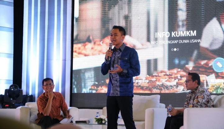 Foto Berita Hebat, Potensi UMKM Indonesia Lebih Unggul dari Kanada