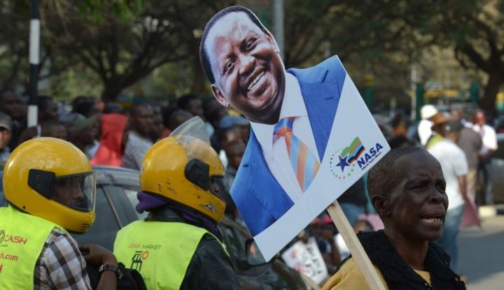 Anggota Parlemen Kenya Saling Tuduh Karena Bau Kentut - Warta Ekonomi