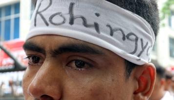 Foto Krisis Rohingya, ini Pernyataan Majelis-majelis Agama Buddha Indonesia