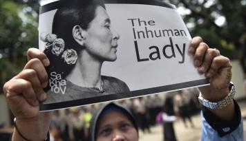 Foto Di New York, Menlu Tetap Perjuangkan Pengungsi Rohingya