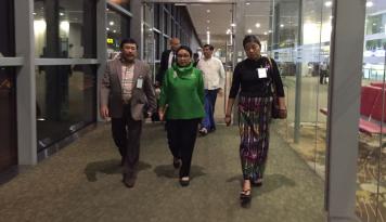 Foto Menlu Retno Bahas Progres Pembangunan RS Indonesia di Rakhine State