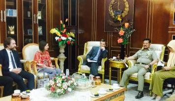 Foto Sulsel-Belgia Pererat Hubungan Bilateral