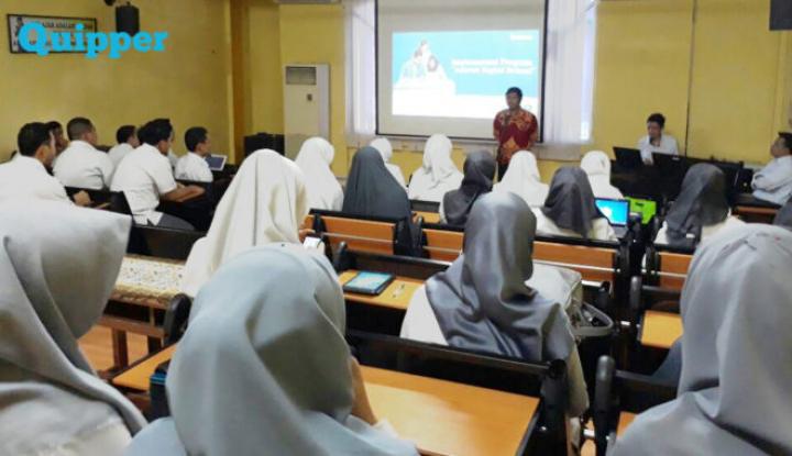 Foto Berita Animo Masyarakat Riau Sekolah di MAN IC Cukup Tinggi