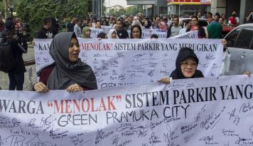 Foto REI Apresiasi Penyelesaian Hukum Apartemen Green Pramuka dan Acho